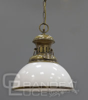 Люстра 1013 A.6 BR d 400, Moretti Luce