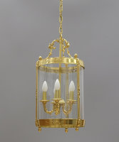 Люстра L04/5 LANTERN GOLD FRENCH, Nervilamp